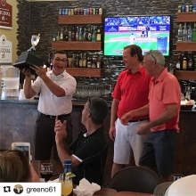 #Repost @greeno61 (@get_repost) ・・・ Congrats to team @sam12wills in our annual DV Cup this Canada Day weekend. Thanks to Regina Auto Body for their continued support of one of our favourite member events of the year.  #golfyqr #yqr #golfsaskatchewan
