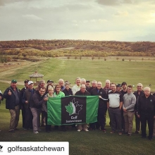 #Repost @golfsaskatchewan (@get_repost) ・・・ Thanks to all our hard working and dedicated volunteers. Couldn't do what we do without you #volunteerappreciationgolfday
