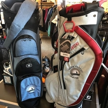 DV Logo OGIO Bags! Show your DV pride and pick one of these up at the pro-shop today! We are open 9-5!