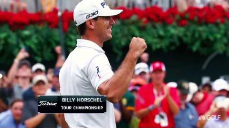 Billy Horschel wins the Tour Championship and the FedExCup