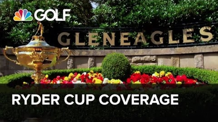 Ryder Cup Coverage All Next Week | Golf Channel