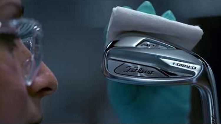 New Titleist 718 AP2 Irons