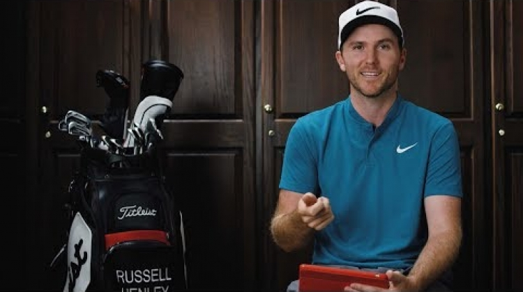Pro Files: Russell Henley - First PGA Tour Tee Shot
