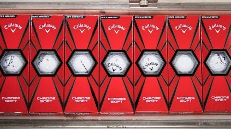 Callaway Talks: New Chrome Soft Golf Balls