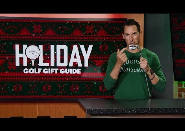 Holiday Gift Guide AJ Voelpel's Pick: Steelhead XR Irons