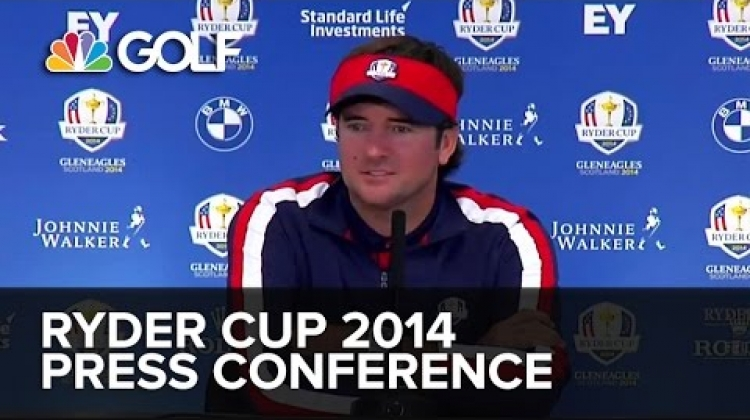 Ryder Cup 2014 Press Conference Highlights | Golf Channel