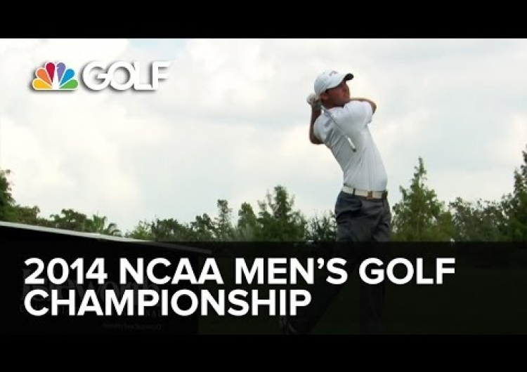 NCAA Men's Golf Championship 2014 Preview | Golf Channel