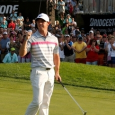 McIlroy Wins at Firestone, Takes Back #1 Ranking