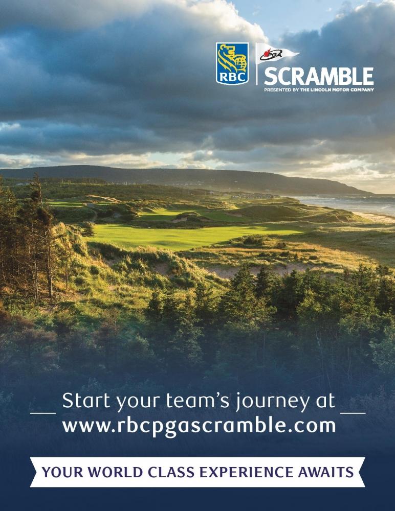 RBC PGA Scramble August 1st
