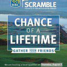 RBC PGA Scramble August 2nd