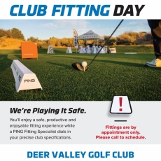PING Fit Day Tuesday June 16th