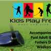 Kids Golf FREE Father's Day Weekend