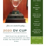 DV Cup July 25th & 26th