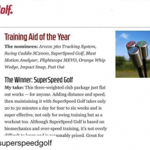 The Pro Shop is proud to stock @superspeedgolf. If u have any questions u can chat with our @pgaofcanada staff @greeno61 & @sam12wills about the benefits of speed training. #ifeeltheneed #theneedforspeed #gofast #newyearnewyou  #Repost @superspeedgolf wit