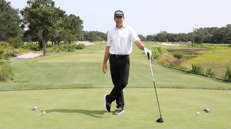 U.S. Open Tips: Shaping Shots off the Tee with Justin Parsons