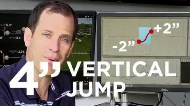 Tips From TPI: Vertical Jump and Power in Golf