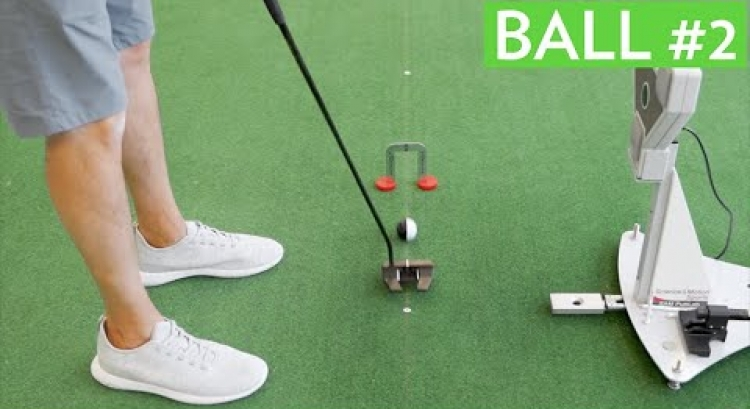 Titleist Tips: Check the Path of Your Putting Stroke