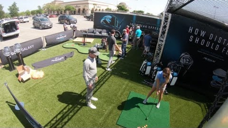 Rogue Tour Fitting Experience