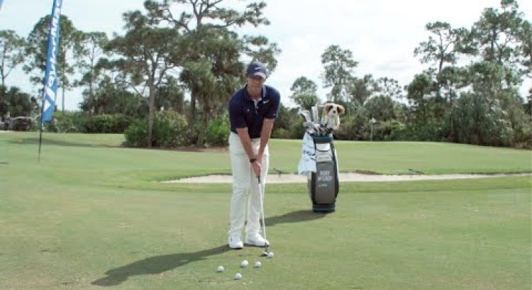 Rory McIlroy How to Hit a One-Hop Stop Chip | TaylorMade Golf