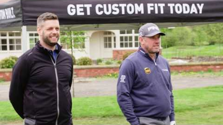 #FittingFriday with Lee Westwood – Episode Two: Wedges