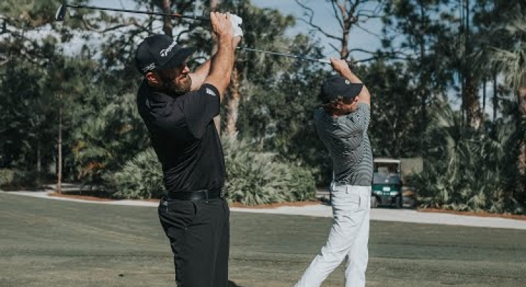 EAL Ace Cam With Dustin Johnson | TaylorMade Golf