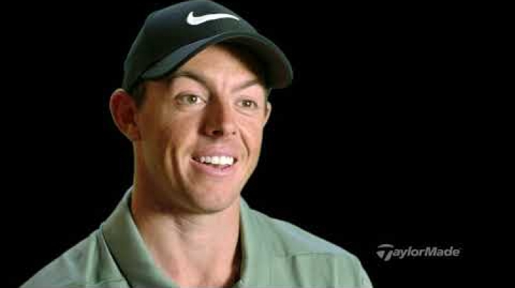 Rory with a Twist | TaylorMade Golf