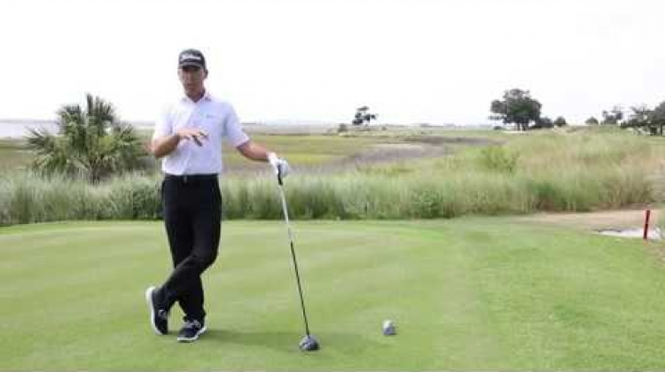 U.S. Open Tips: The Tee Shot on No. 18 at Pebble Beach with Justin Parsons