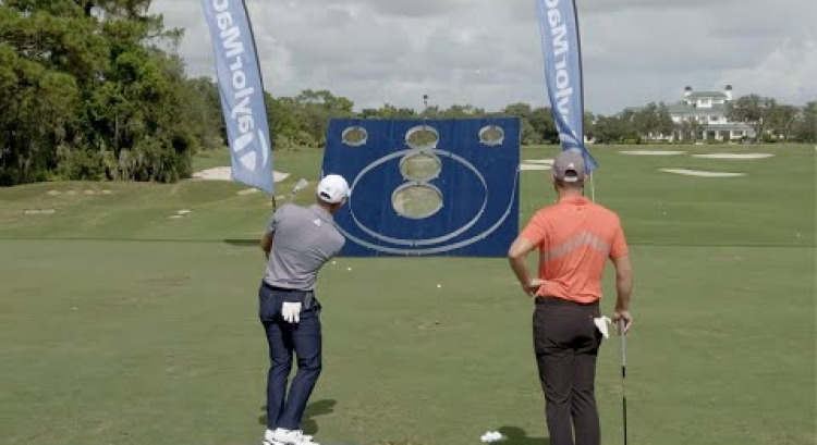 Chip Off With Matt Wolff & Collin Morikawa | TaylorMade Golf