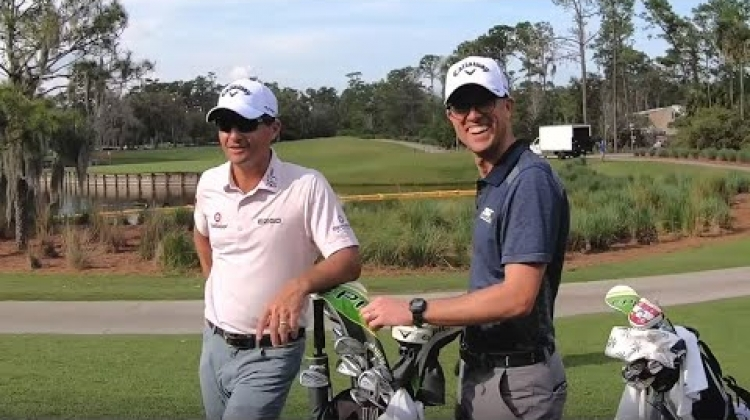 3 Hole Challenge: WGC Matchplay Champion Kevin Kisner vs. Callaway Marketing