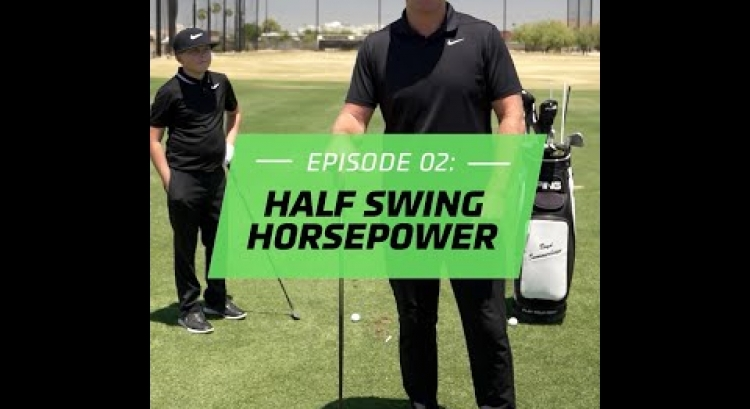 Distance Driven - Episode 2: 'Half Swing Horsepower'