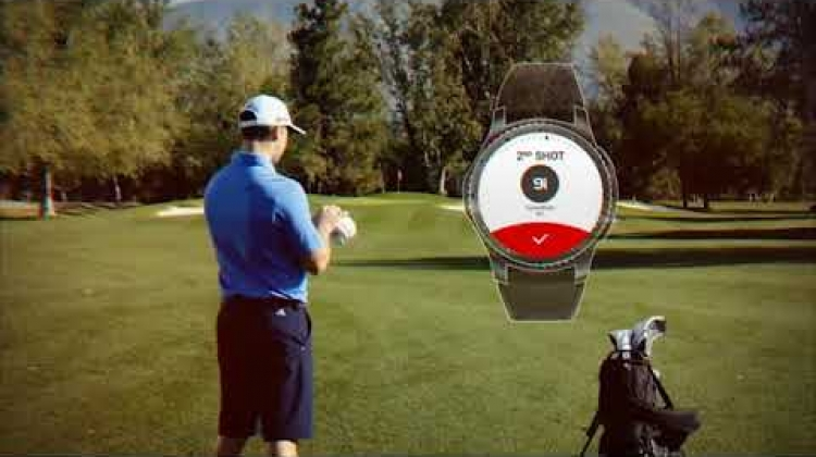 MyRoundPro with Samsung Gear S3 | TaylorMade Golf